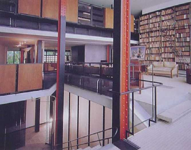 Maison de verre for La maison du placard paris